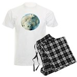 polar bears Men's Light Pajamas