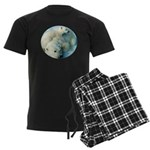 polar bears Men's Dark Pajamas