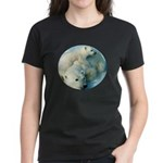 polar bears Women's Dark T-Shirt