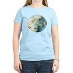 polar bears Women's Light T-Shirt
