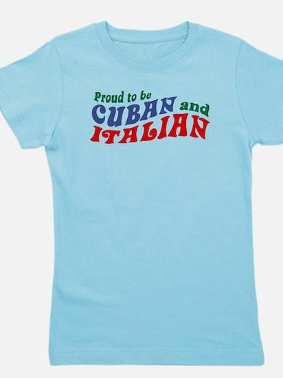 Cuban Italian T-Shirt
