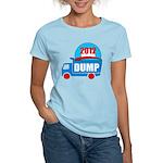 dump obama 2012 Women's Light T-Shirt