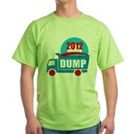 dump obama 2012 Green T-Shirt