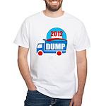 dump obama 2012 White T-Shirt