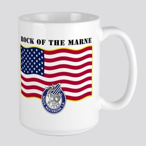 Rock of the Marne Large Mug