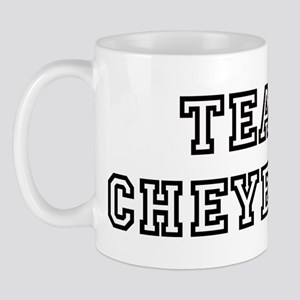 Team Cheyenne Mug