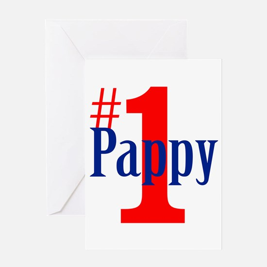 1 Pappy Greeting Card