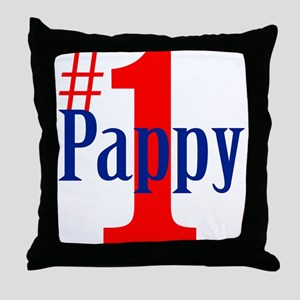 1 Pappy Throw Pillow
