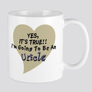 True Uncle To Be Mug