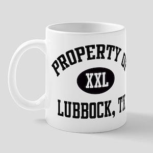 Property of Lubbock Mug