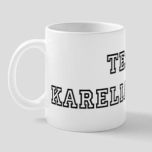 Team Karelian Bear Dog Mug