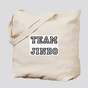 Team Jindo Tote Bag