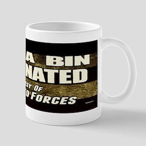 Osama Bin Terminated Mug