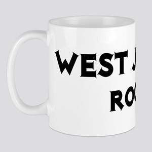 West Jordan Rocks! Mug