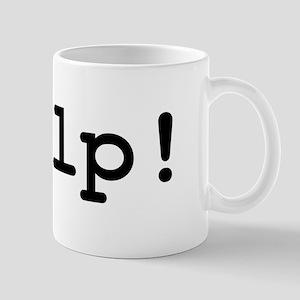 :help! vim command Mug