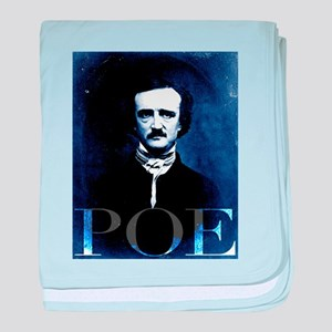 Poe baby blanket