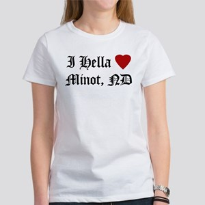 Hella Love Minot Women's T-Shirt