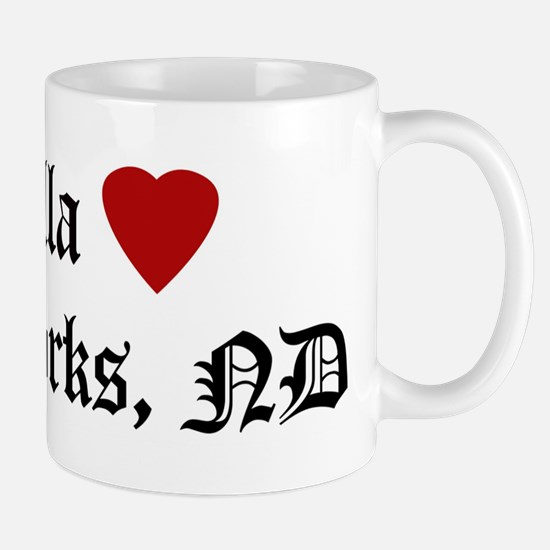 Hella Love Grand Forks  Mug