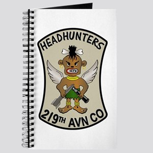 219th AVN CO. HEADHUNTERS Journal