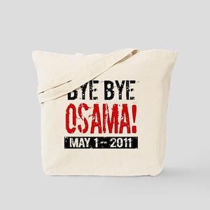 Bye Osama Tote Bag