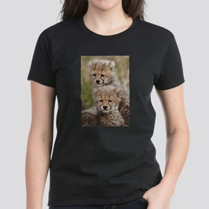 Baby Cheetahs together T-Shirt
