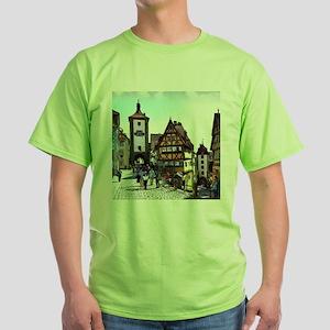 Rothenburg20161201_by_JAMFoto T-Shirt