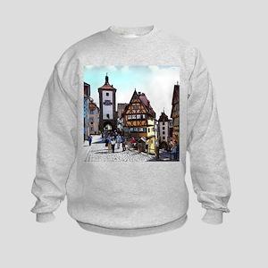 Rothenburg20161201_by_JAMFoto Sweatshirt