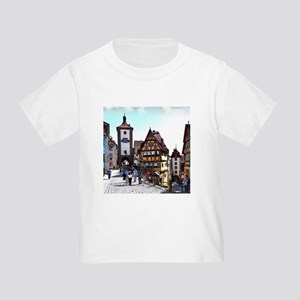 Rothenburg20161201_by_JAMFoto T-Shirt