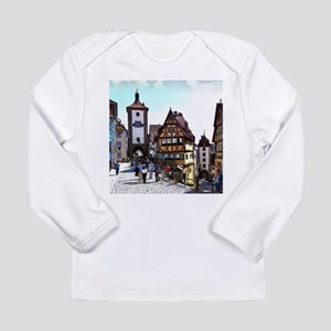 Rothenburg20161201_by_JAMFoto Long Sleeve T-Shirt