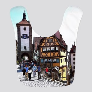 Rothenburg20161201_by_JAMFoto Polyester Baby Bib