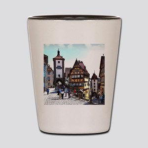 Rothenburg20161201_by_JAMFoto Shot Glass