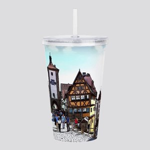 Rothenburg20161201_by_ Acrylic Double-wall Tumbler