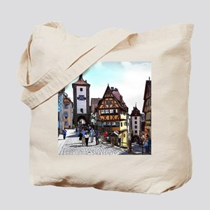 Rothenburg20161201_by_JAMFoto Tote Bag