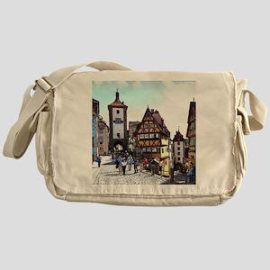 Rothenburg20161201_by_JAMFoto Messenger Bag