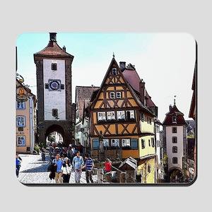 Rothenburg20161201_by_JAMFoto Mousepad