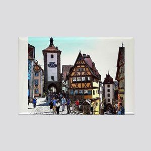 Rothenburg20161201_by_JAMFoto Magnets