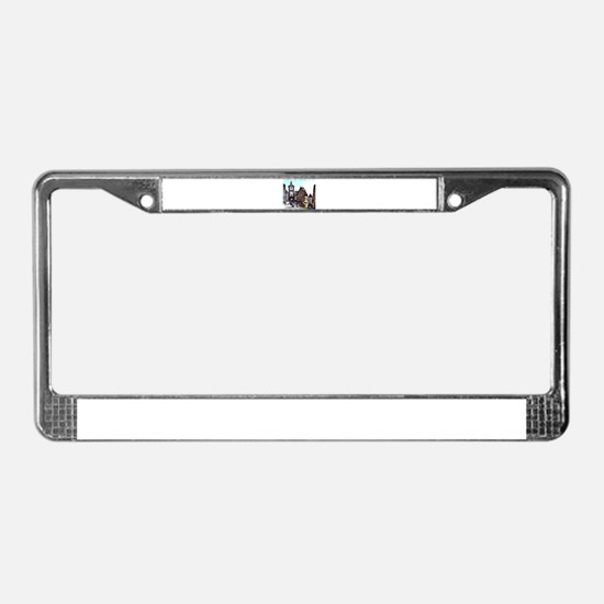 Rothenburg20161201_by_JAMFoto License Plate Frame