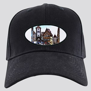 Rothenburg20161201_by_JAMFoto Black Cap with Patch