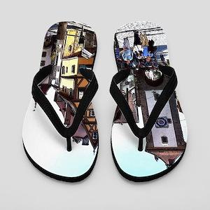 Rothenburg20161201_by_JAMFoto Flip Flops