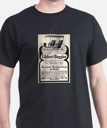 1909 Buggy Ad T-Shirt