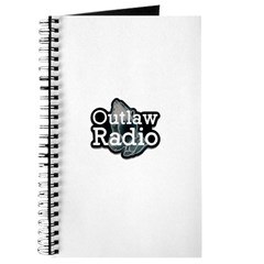 Outlaw Radio Transparent Logo Journal