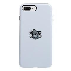 Outlaw Radio Transparent Logo iPhone 8/7 Plus Toug