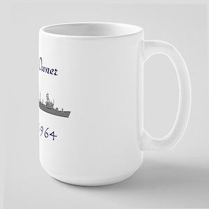 Sac Plankowner Large Mug