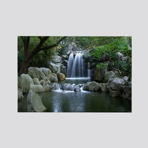 Tranquil Waterfall Magnets