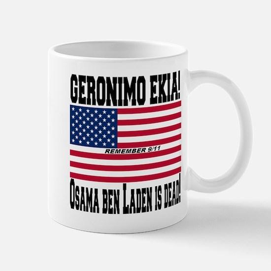 Geronimo EKIA Mug