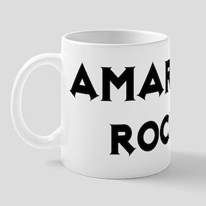 Amarillo Rocks! Mug