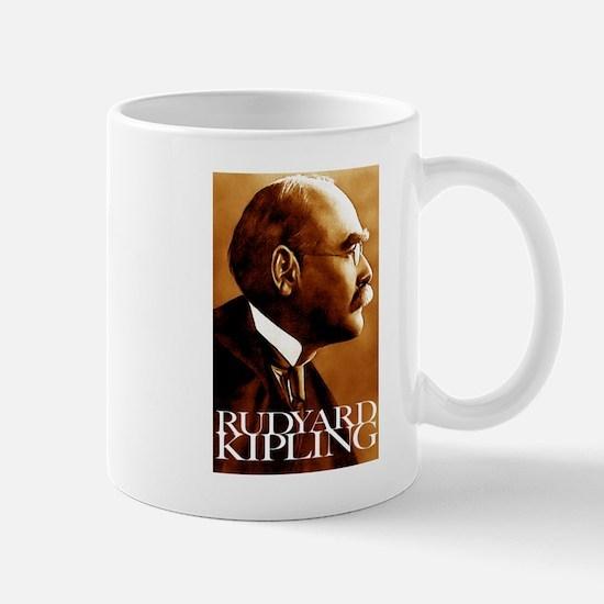Rudyard Kipling Mug