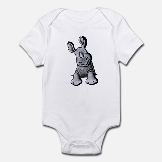 Pocket Rhino Infant Bodysuit