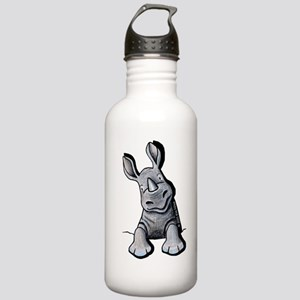 Pocket Rhino Stainless Water Bottle 1.0L
