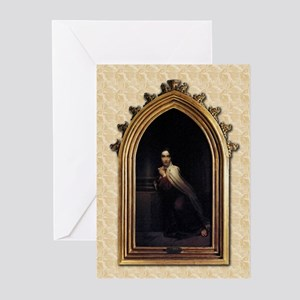 St Teresa of Avila Gothic Greeting Cards (Pk of 20